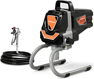 Electric Paint Sprayer Spray Gun, High Pressure Spraying Machine, 3000 PSI Power Painting Spray Gun, 0.4 GPM High Efficiency Spray Painter