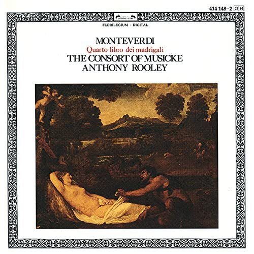 The Consort of Musicke & Anthony Rooley