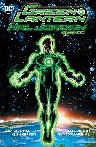 Green Lantern: Hal Jordan Vol. 1 (Green Lantern: Emerald Dawn (1989-1990)) (English Edition)