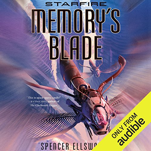 Memory's Blade                   By:                                                                                                                                 Spencer Ellsworth                               Narrated by:                                                                                                                                 John Keating,                                                                                        Mary Robinette Kowal                      Length: 6 hrs and 28 mins     Not rated yet     Overall 0.0