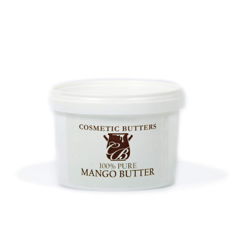 表面的な田舎フォーカスMango Butter - 100% Pure and Natural - 500g