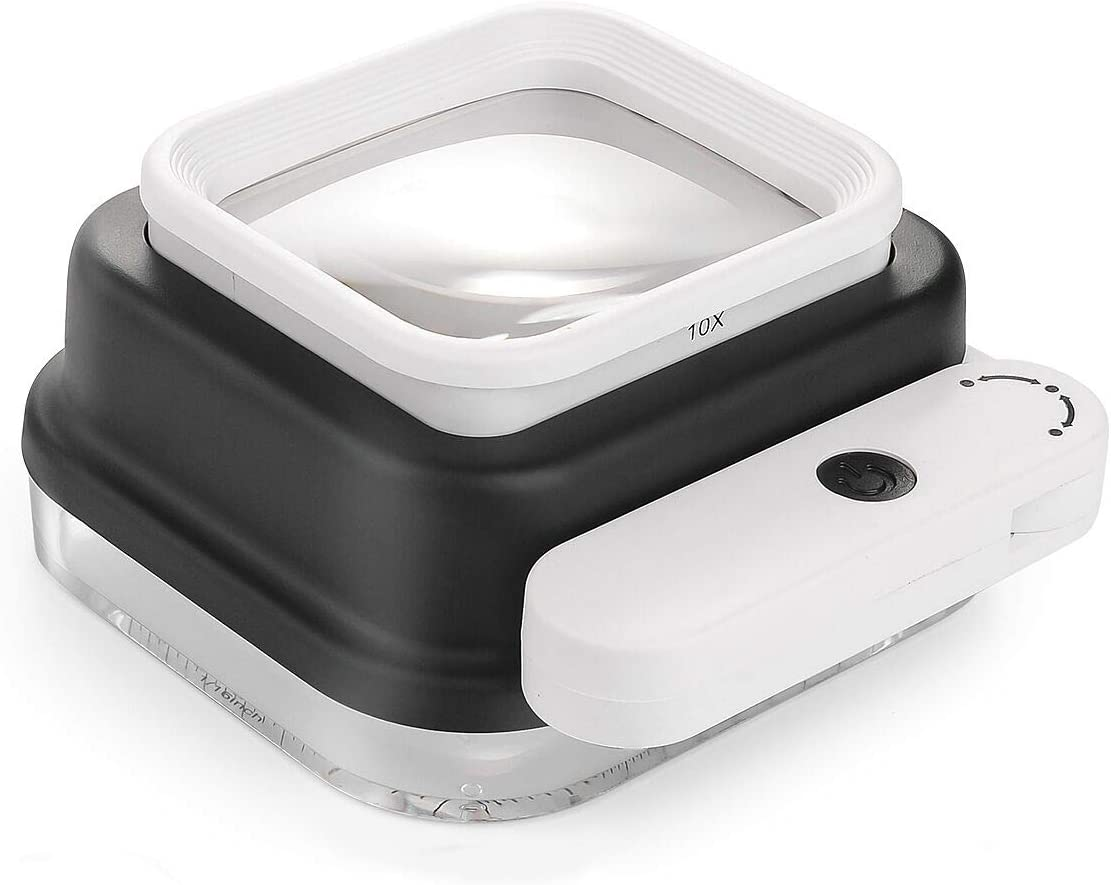 5 popular Multifunctional Max 63% OFF Magnifier 10x 15x Adjustable I 20x Magnification