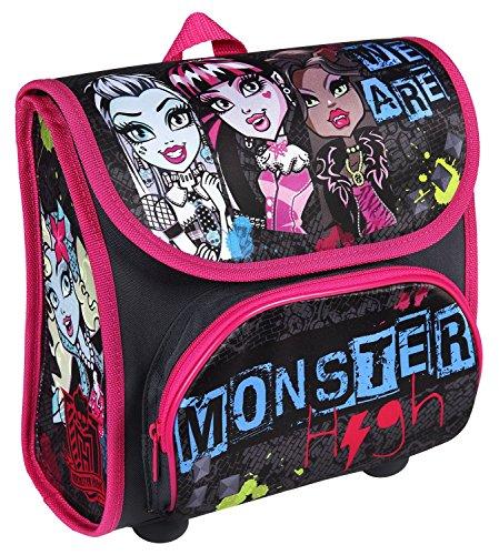 Scooli MHCP8240 Vorschulranzen Monster High, ca. 23 x 21 x 11 cm
