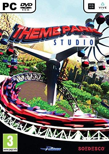 Theme Park Studio (PC DVD) - [Edizione: Regno Unito]