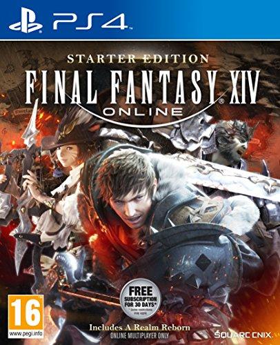 Final Fantasy XIV Online Starter Edition (PS4) (New)