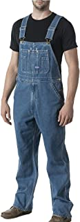 Walls Men's Big Smith Rigid Bib Overall