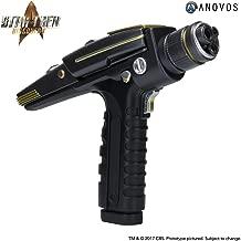 Anovos Starfleet Phaser Pistol. Star Trek: Discovery. con luz. Escala 1:1