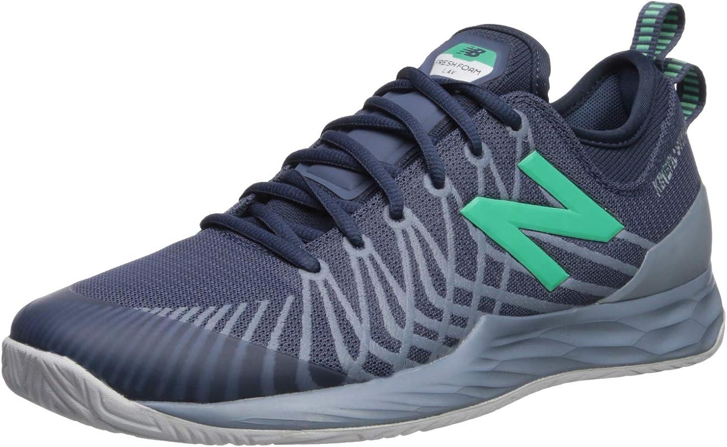 New Balance Men's Fresh Foam Lav V1 Hard Court Tennis Shoe