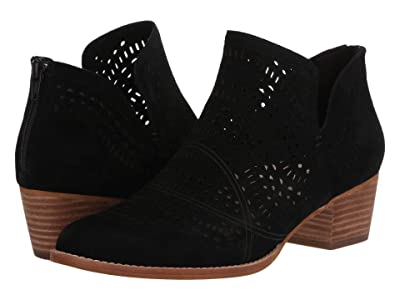 Earth Wyoming Wonder (Black Premium Cow Suede) Women