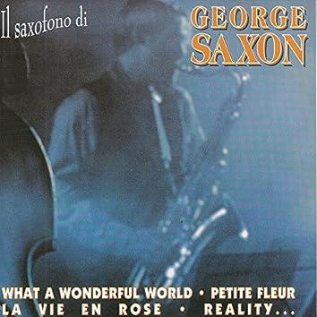 Il Saxofono Di George Saxon