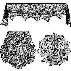 Prepárate con más de 20 decoraciones de Halloween para interiores 29