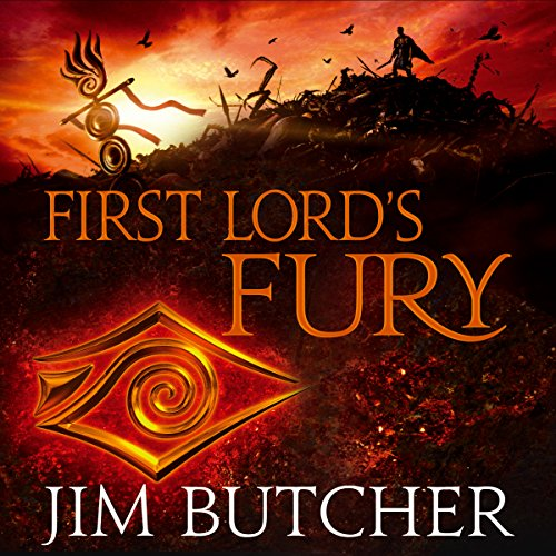 First Lord's Fury Titelbild