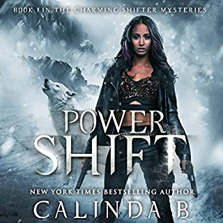 Power Shift audiobook cover art