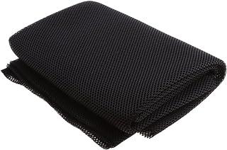 Baoblaze Speaker Cloth Grille Filter Fabric Mesh for Audio - Black