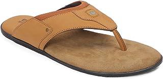 Red Chief Men's Rust Hawaii Thong Sandals-5 UK/India (39 EU)(RCOF8005 022)