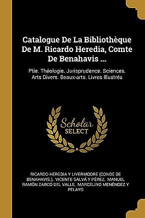 Amazon Com Catalogue Bibliotheque M Ricardo Heredia Comte