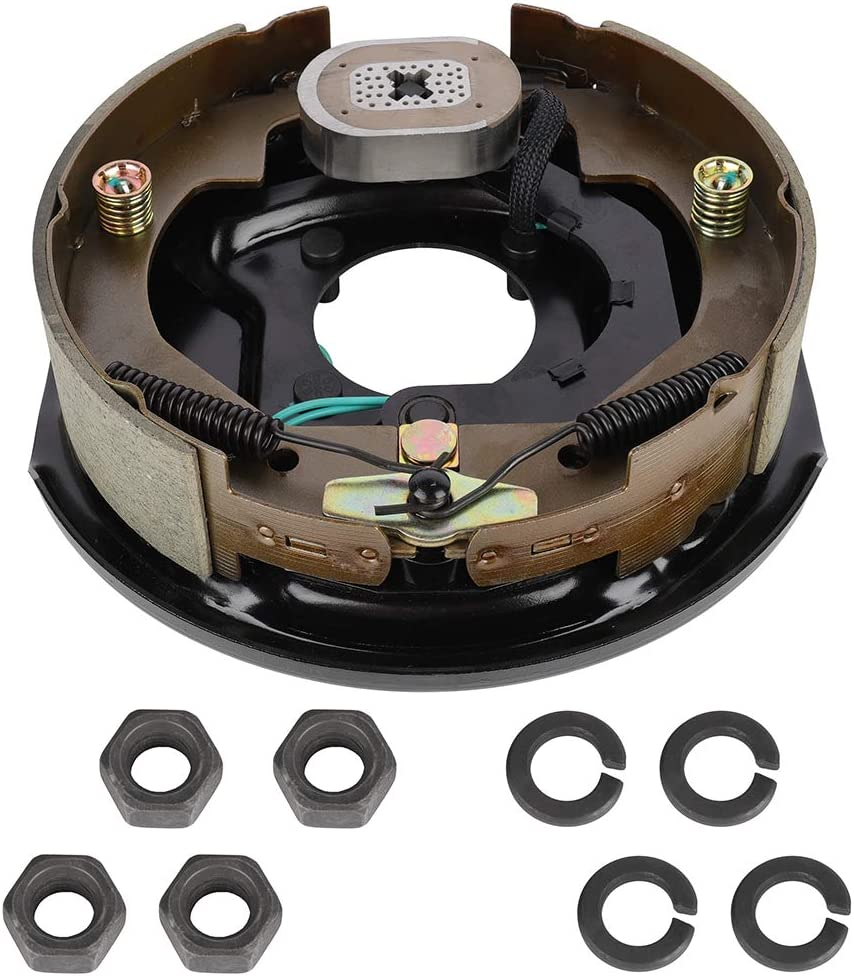 ANPART Trailer Hub Max 70% OFF Drum Electric Brake Topics on TV lbs Kit axle for 3500 10x