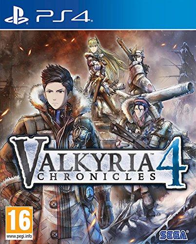 Valkyria Chronicles 4 - PS4
