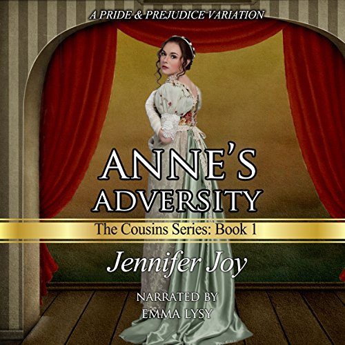 Anne's Adversity: A Pride & Prejudice Variation audiobook cover art