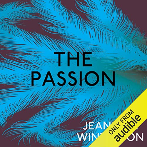 The Passion audiobook cover art