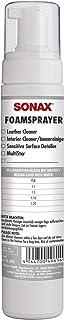 SONAX Spryskiwacz piankowy (250 ml) tworzy obszerną, długo stojącą piankę. Do stosowania we wnętrzu pojazdu | Nr art. 0496...