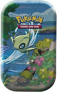 Galar Mini Tin Box naar keuze, Pokemon, verzamelkaartspel, Trading Cards, Mini Tin Boxen: Celebi