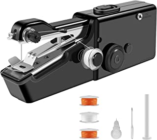 Handheld Sewing Machine, Mini Portable Sewing Machine, Hand Cordless Sewing Machine Quick..