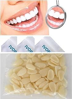 Dental Componeer Thin Whitening Resin Veneer Upper Anterior Teeth 100-Pcs (A2 shade)