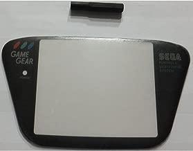 Sega Game Gear Replacement Screen Protector (Lens, Cover)+4.5 Security Screw Bit