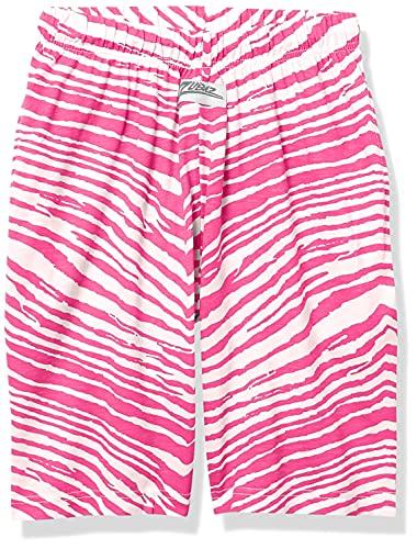 Zubaz mens Zebra Shorts, Multi, Small US