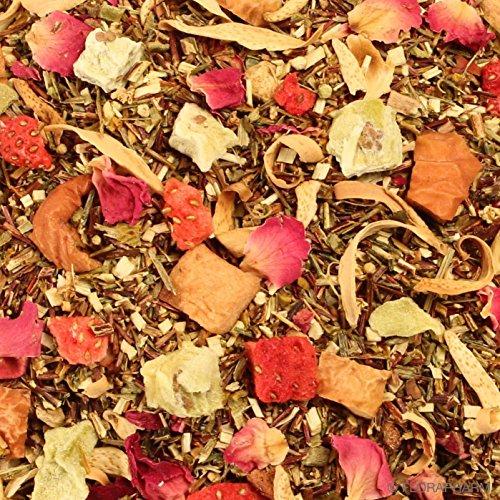 Grüner Honeybusch Tee Feenduft® (Erdbeer-Kiwi) 1kg