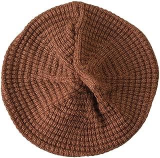 COMVIP Baby Girl Solid Knit Winter Warm Artist Hat Beanie Beret Caps