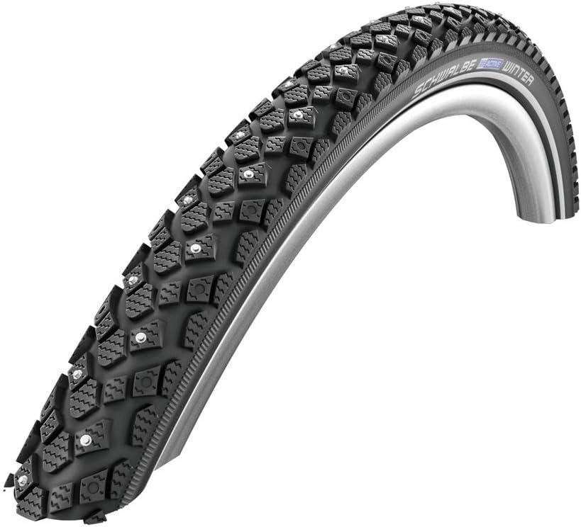 Schwalbe Winter Bike Tyres K-Guard Reflex 28 x 1 1//2-40-635
