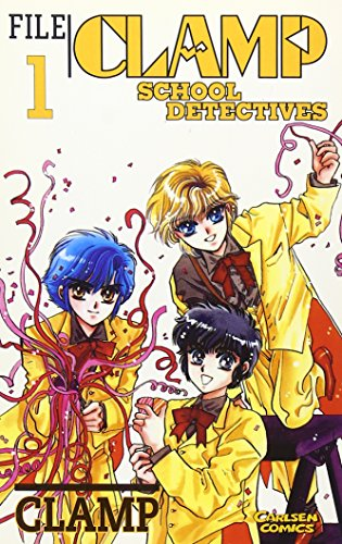 School Detectives Bd. 1