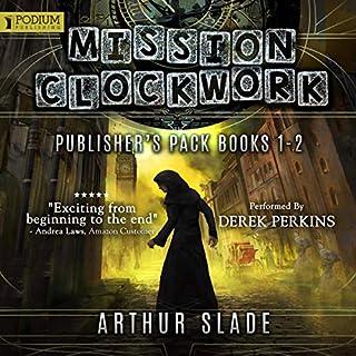 Mission Clockwork: Publisher's Pack cover art