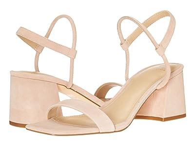 Marc Fisher LTD Nabela (Light Pink Suede) Women