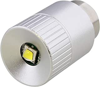 Mag Lite LED Bulb Maglight LED Conversion Kit LED Replacement Bulbs LED Flashlight Bulb 3-6 C and D Cells DS3209MG-3WPG