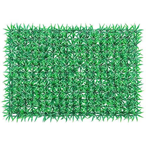 YNFNGXU Panel De Setos Artificiales Boxwood Green Ivy Privacy Fence Screening, Home Garden Decoración De Pared Al Aire Libre (Color : B)