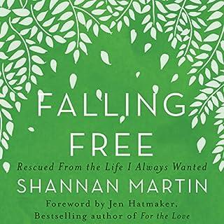 Falling Free audiobook cover art