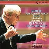 Rameau: Castor et Pollux Suite / Purcell: 3 Fantasias
