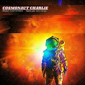 Cosmonaut Charlie's Travel Log