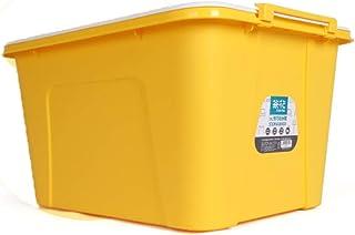 OJPOGHU Boîte de Rangement Boîte de Rangement en Plastique Boîte de Rangement de vêtements avec Couvercle boîte de Rangeme...