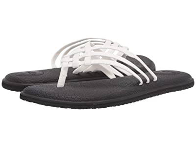 Sanuk Yoga Salty (White) Women