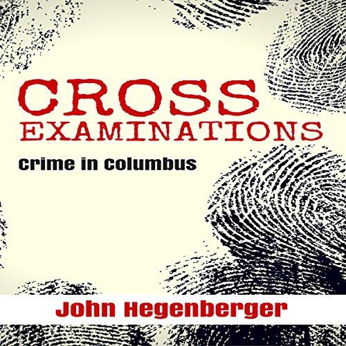 Cross Examinations audiobook cover art