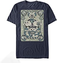 Fifth Sun Cuphead Men's Casino Playing Card T-Shirt