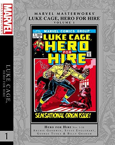 Marvel Masterworks: Luke Cage, Hero For Hire Volume 1