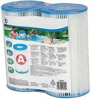 Cartucho de Filtro, Tipo A o Tipo C Cartucho de Filtro de Repuesto para Piscina para el Cuidado Diario de la Piscina