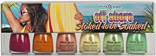 China Glaze Summer Off Shore Collection