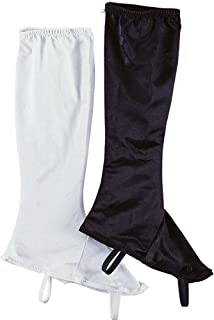 Rubie's Costume Co Ladies' Stretch Boot Tops Costume, White, One Size