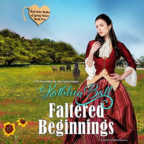 Faltered Beginnings audiobook cover art